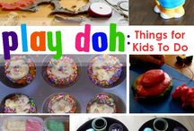 Play Dough Play / by Lauren Hayes