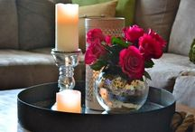 Tablescapes & Coffee Table Styling