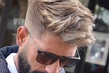 Aaron hair