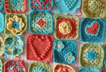 Crochet / Pretty patterns