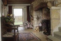 Claudias Fireplace ideas