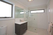 Livable Showers / The bathroom and shower is designed for easy and independent access for all home occupants