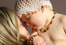 Amber Girl, Amber Babies