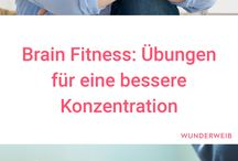 Fitness und Gehirn