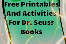 Dr Suess Classroom Ideas