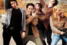 The Walking Dead / Most wonderful  American human's drama!
