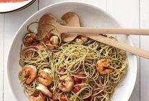 Seafood & Pasta Recipes