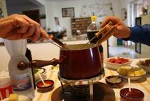 meat broth fondue recipes