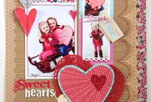 Love & Valentines Scrappin/Cards/Etc / All things Valentines & Love!! / by Daphryne Manning
