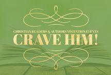 Christian Fiction Author Events
