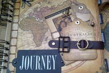 travel journal/album ideas