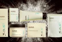 Dead Sea Salt - AHAVA - Body Care / Naturally invigorating Dead Sea mineral salts relax tired muscles and rejuvenate the skin to smooth away roughness and enhance softness.