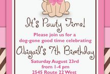 Birthday Party / Party Ideas, Decorations, Party Packs & More