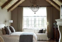 master bed ideas / by Holley Hawkins