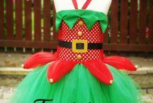 Elf dresses