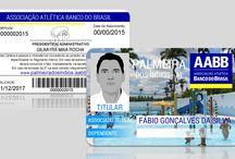 NOVA CARTEIRINHA DE ASSOCIADO EM CARTÃO PVC 2015   AABB