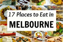 Melbourne / Things to do, places to see, food to eat...