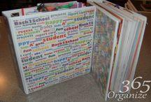 Storage of school etc memories