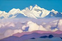 21 Roerich paintings