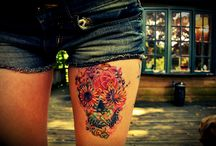 Tattoos / by Whitney