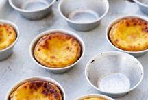 Portuguese custard tart (pastel nata)