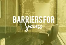 Barriers For Success