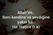 hz hatice R.A