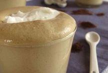 spuma al caffe