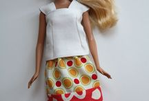 Sewing Barbie Clothes