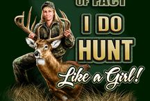 Real Girls Hunt <3