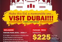 Eid Al-Fitr Holiday Packages 2017