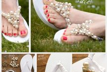 Fashion flip-flop DIY