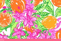 Fave Lilly prints / by Jenn Sorensen