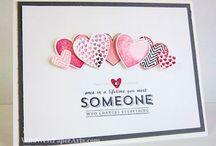 Cards-Valentine / by Martha Zender