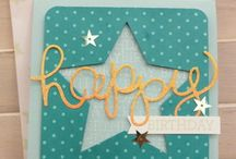 Stampin' Up! - Crazy About You & Hello You Thinlets