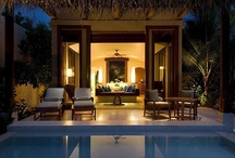 Oudoor Living / Post all your favorite outdoor living spaces.  I need the best ideas for our new house. / by Nadine Koski