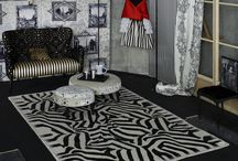 Monochrome Home / Black, white & grey interiors and homewares.