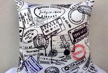 Cushion Pillow from KATAKITAstuff / by Diah Arta