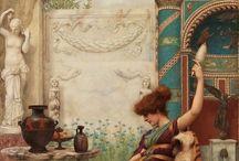 Malarstwo - o Rzymie