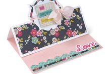 regal stand up card sizzix