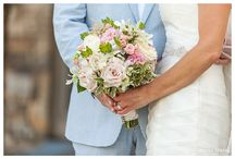 Bouquets / Wedding flowers photographed by Renee Sprink. www.reneesprink.com