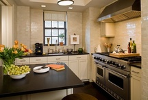 Dream Kitchens Ideas / When you would give your kitchen a brand new look, you would love to spend a lot of time there, cooking some delicious dishes for your family. / by Interior Design Ideas
