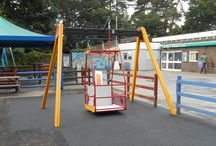 Inclusive Playground Equipment