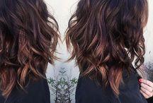 Haar / Mooie haarslylen