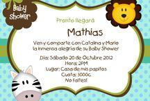 baby shower fiesta