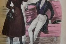 Humann / Modes des ateliers de M. Humann, Paris - 19th century France / by Melanie Grundmann