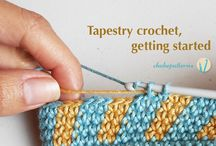 Crafts: Tapestry Crochet