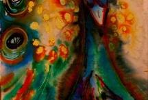 artistic impressions / by Teri Haugen
