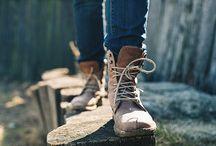 Walking in my Dreamy Shoes