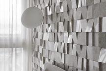 Walls / materials